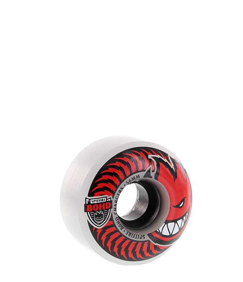 Spitfire 80 HD Chargers Classic Clear 56mm