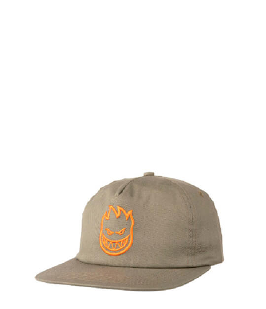 Spitfire Big Head Snapback Hat