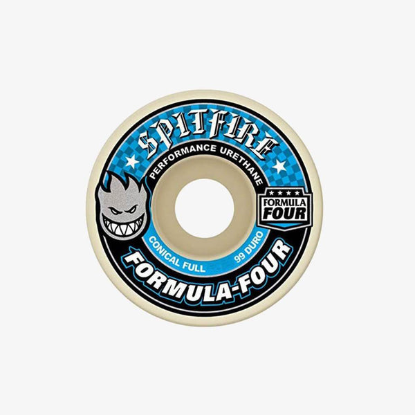 Spitfire Wheels F4 99A Conical Full 56mm