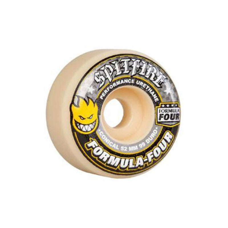 Spitfire Wheels F4 Conical 52mm