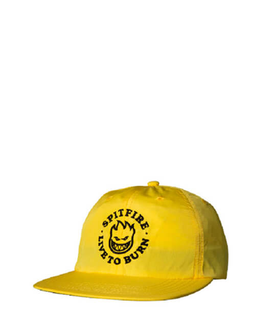 Spitfire Wheels, Big Head LTD Yellow Cap