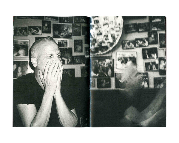 Jonathan Rentschler - A night out in NYC with Jason Dill Zine