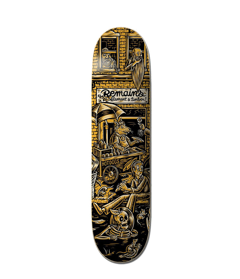 "Element Timber! Remains Rat 8.25"" Deck"