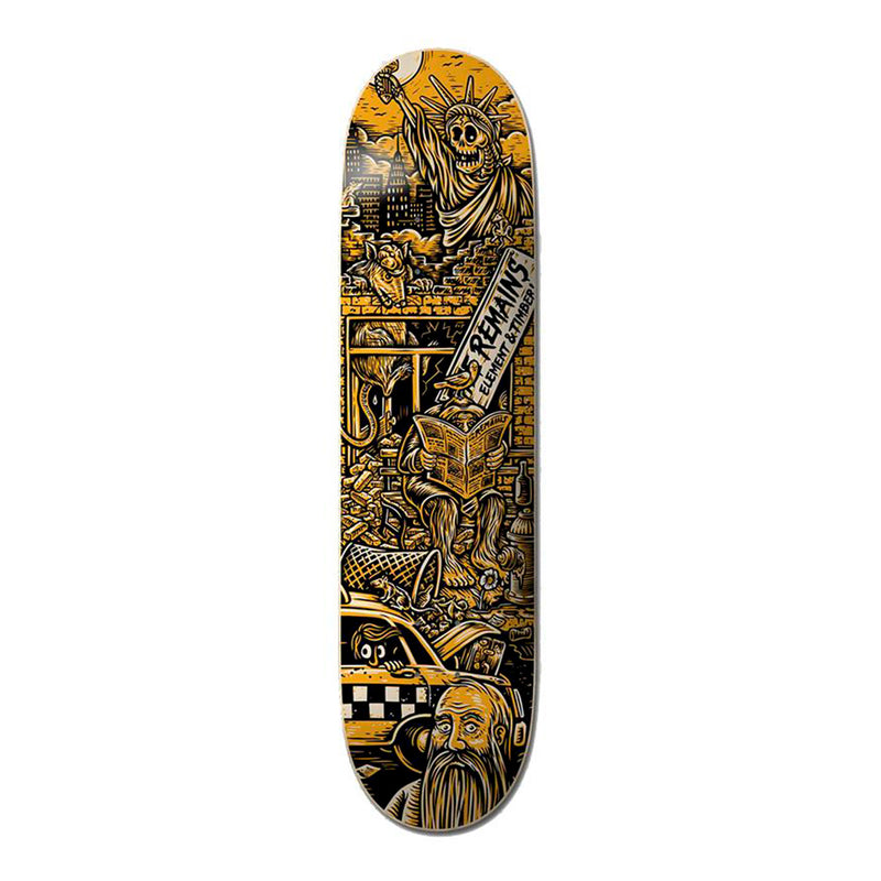 "Element Timber! Remains Liberty 8.38"" Deck"