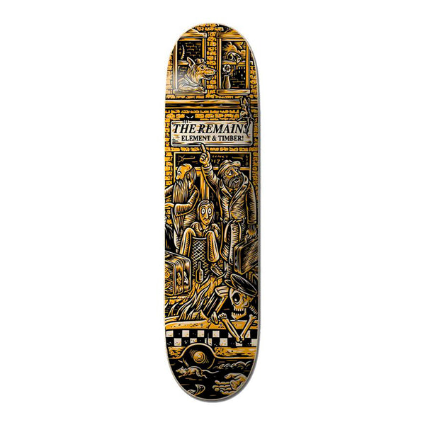 "Element Timber! Remains Taxi 8.5"" Deck"