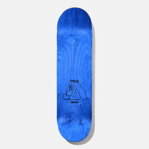 "Baker Theotis Barry 8.38"" Deck"