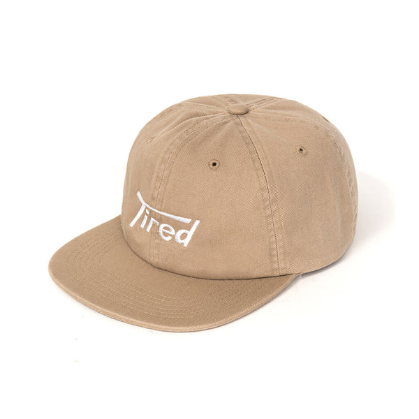 Tired Long T Beige Hat