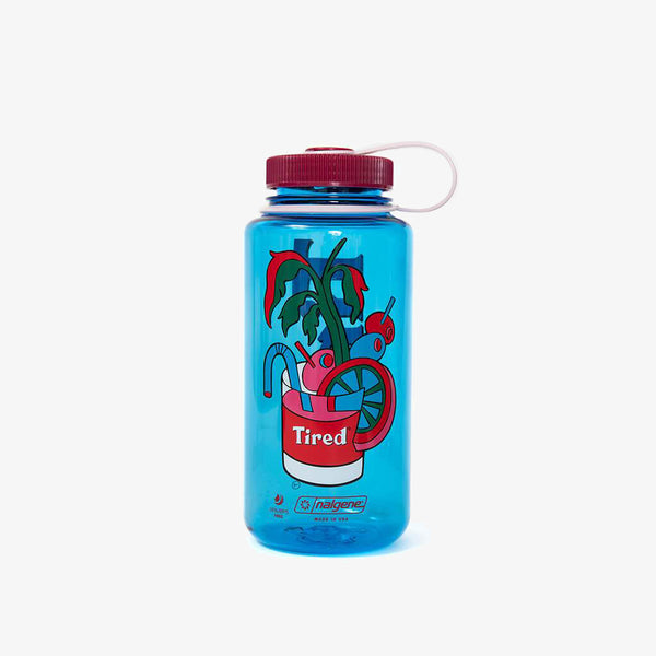 Tired Bloody Nalgene Water Bottle