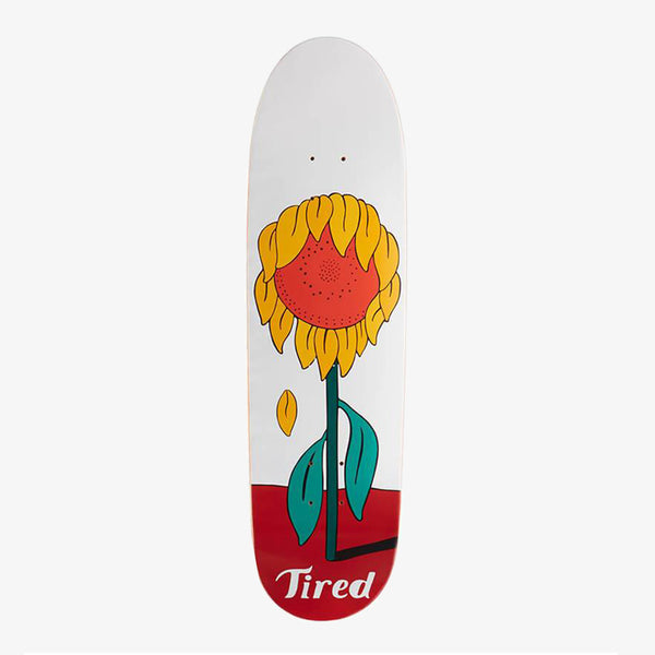 Tired Sunflower Mark On Deal 8.75 Deck