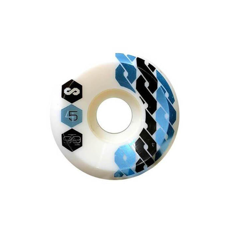 Universal Skateboard Wheels 54mm 99A Conical