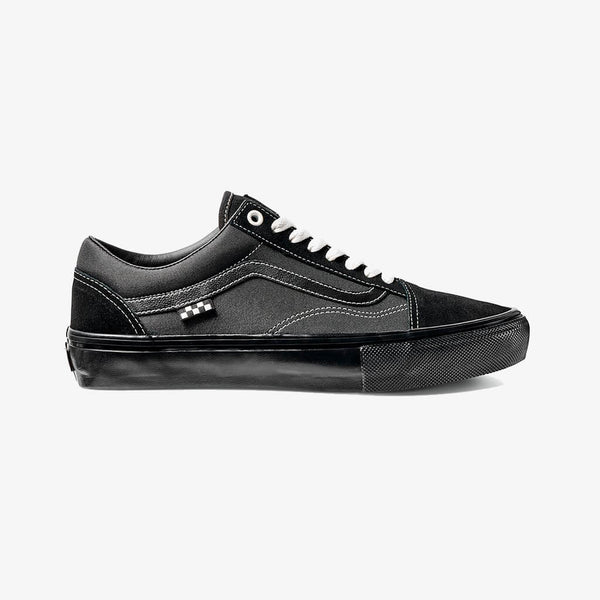 Black Skateboard Shoes Vans Old Skool