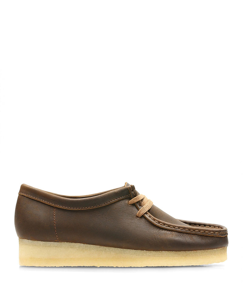 Clarks Originals Wallabee beewax