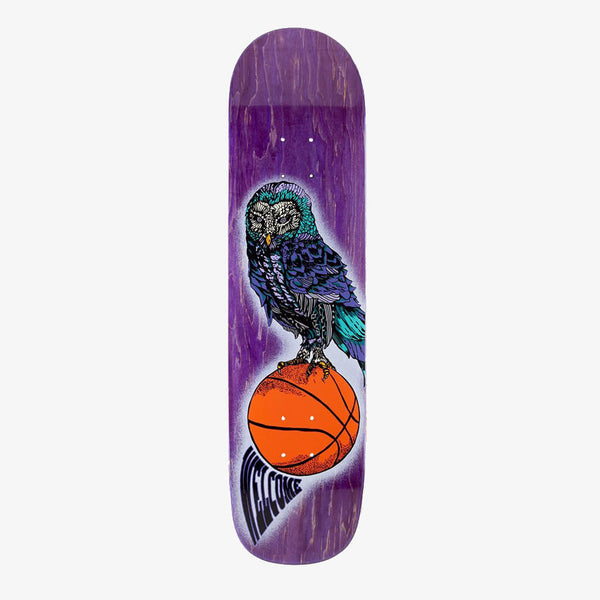 "Welcome Hooter Shooter On Bunyip  8.0"" Deck"