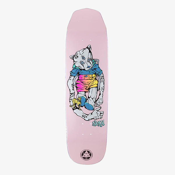 "Welcome Vasconcellos Teddy Wicked Queen 8.6"" Deck"