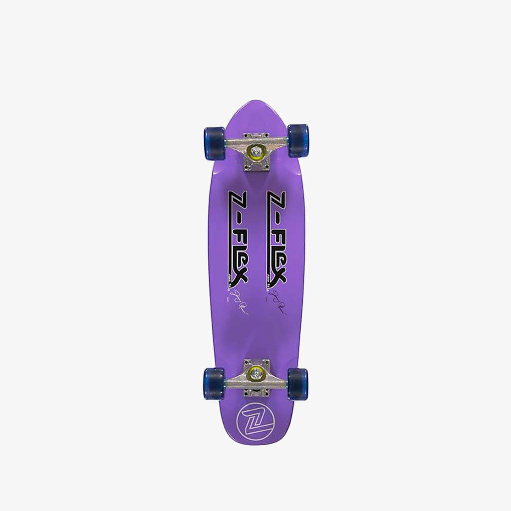 Z-Flex Skateboards, Jimmy Plumer Pro Model Complete Cruiser