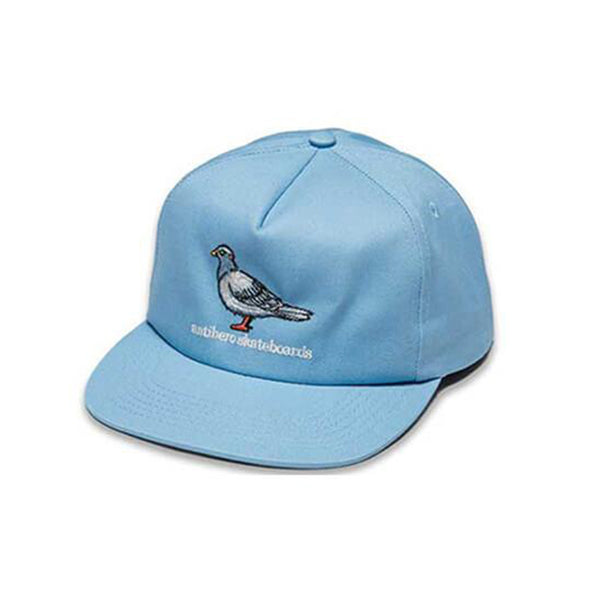 Antihero Skateboards Lil Pigeon Snapback Cap light Blue