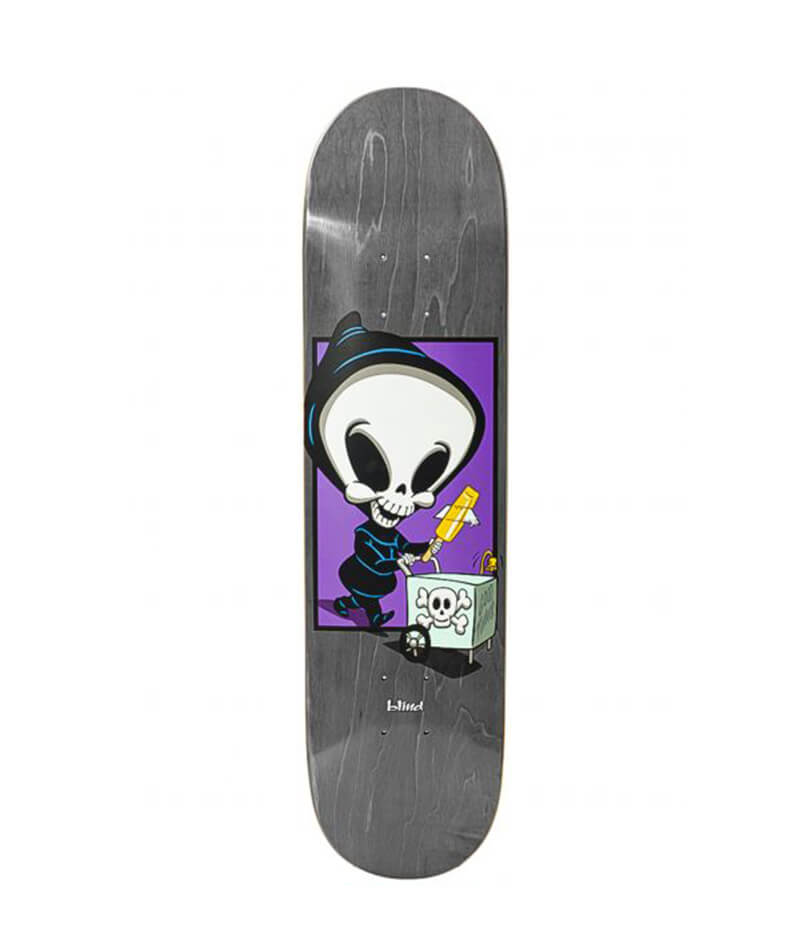 "Blind Skateboards, Rogers Reaper Box, R7 8.375"" Deck"