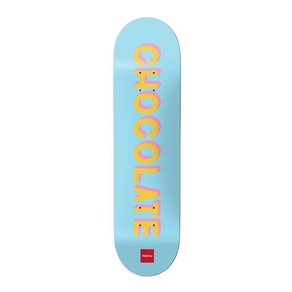 Chocolate Perez Bar 8.375 Deck