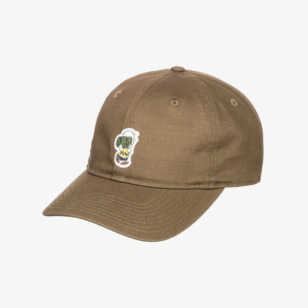 Element x Peanuts Dad Cap Army