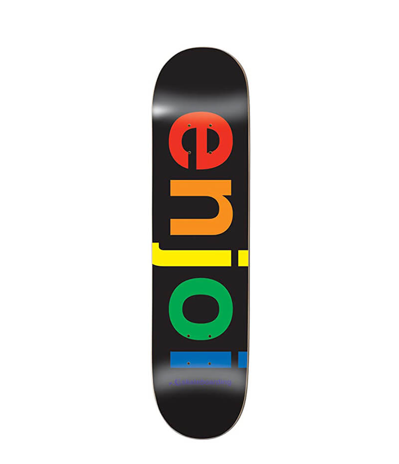 "Enjoi Spectrum R7 8.25"" Deck"