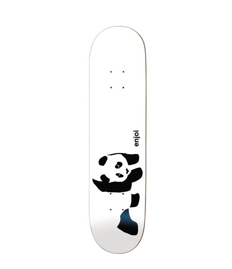 Enjoi Whitey Panda Logo Wide R7 Deck
