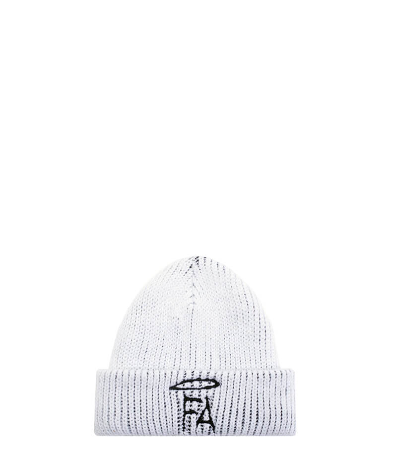 fucking awesome, Beanie Spike white back