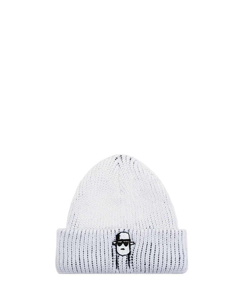 fucking awesome, Beanie Spike white
