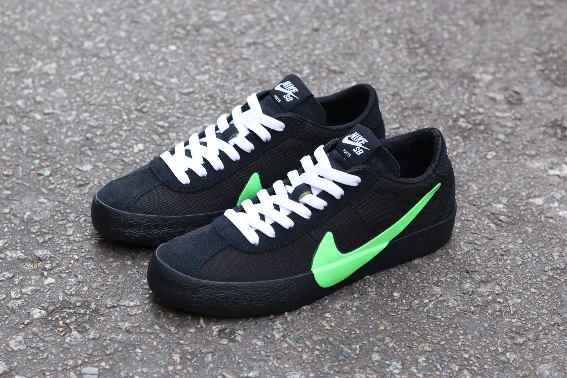 Conciso Gángster Torrente  Release Info POETS x Nike SB Bruin React