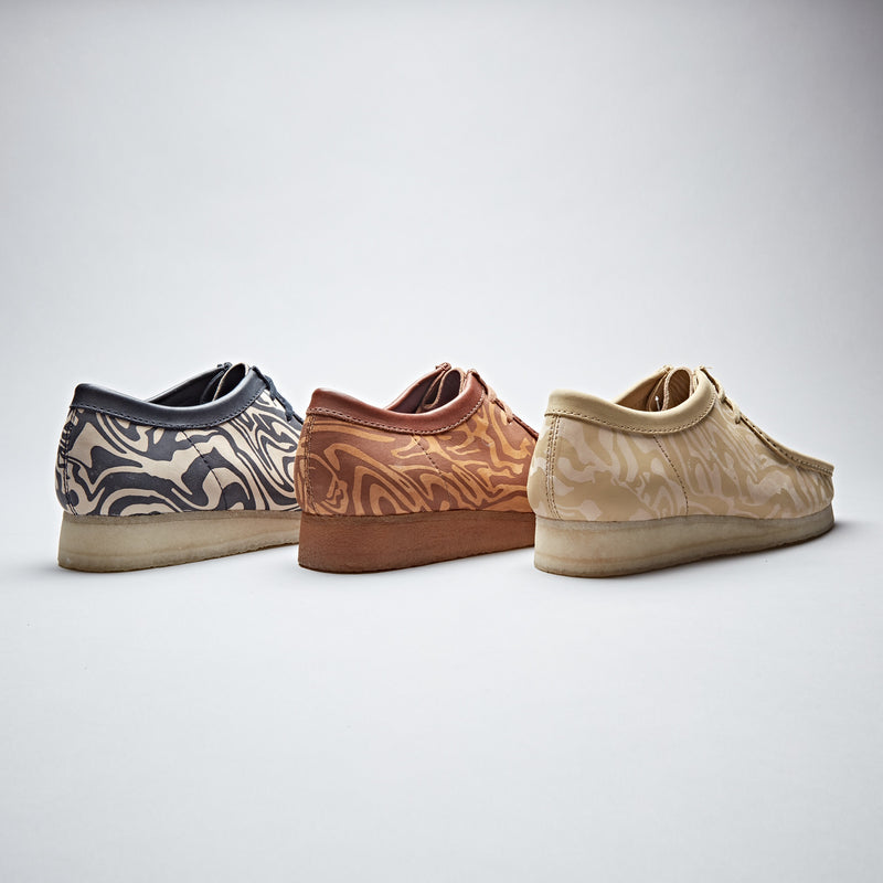 Clarks Originals Wallabee WW Lo