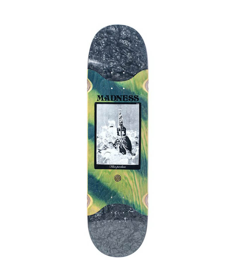 "Madness Remedio Slick 8.375"" Deck"