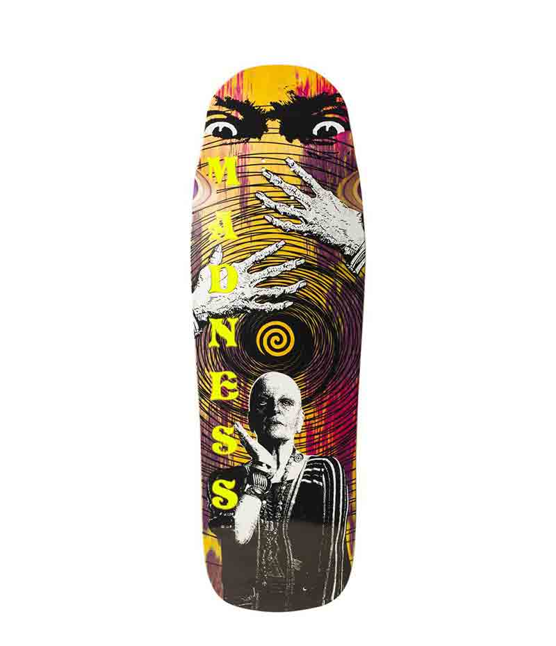 Madness skateboards, Drop Out