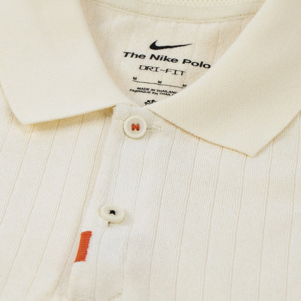Nike SB Orange Label Polo Shirt Coconut