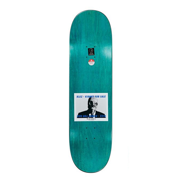 Polar Klez Kidney For Sale 8.125 Deck