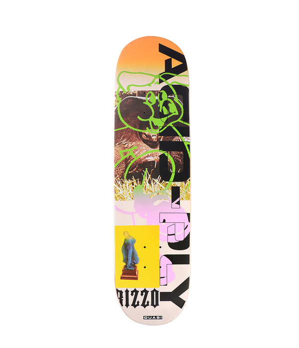 "Quasi Skateboards, Rizzo Acid Ply 8.125"" Deck"