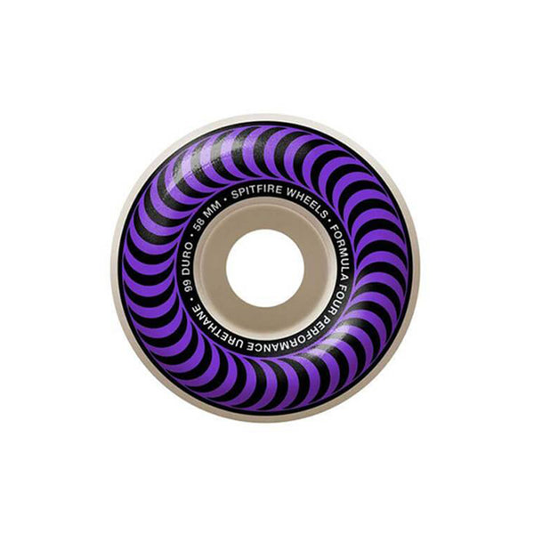 Spitfire F4 99 Classic Purple 58mm