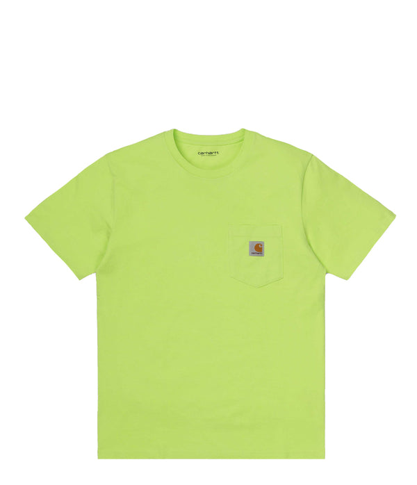Carhartt Wip, S/S Pocket, Lime Tee