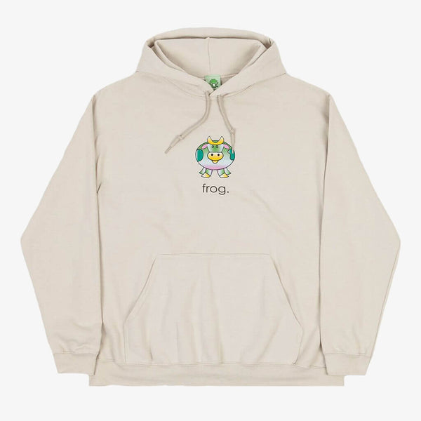 Frog Sand Cow Hoodie