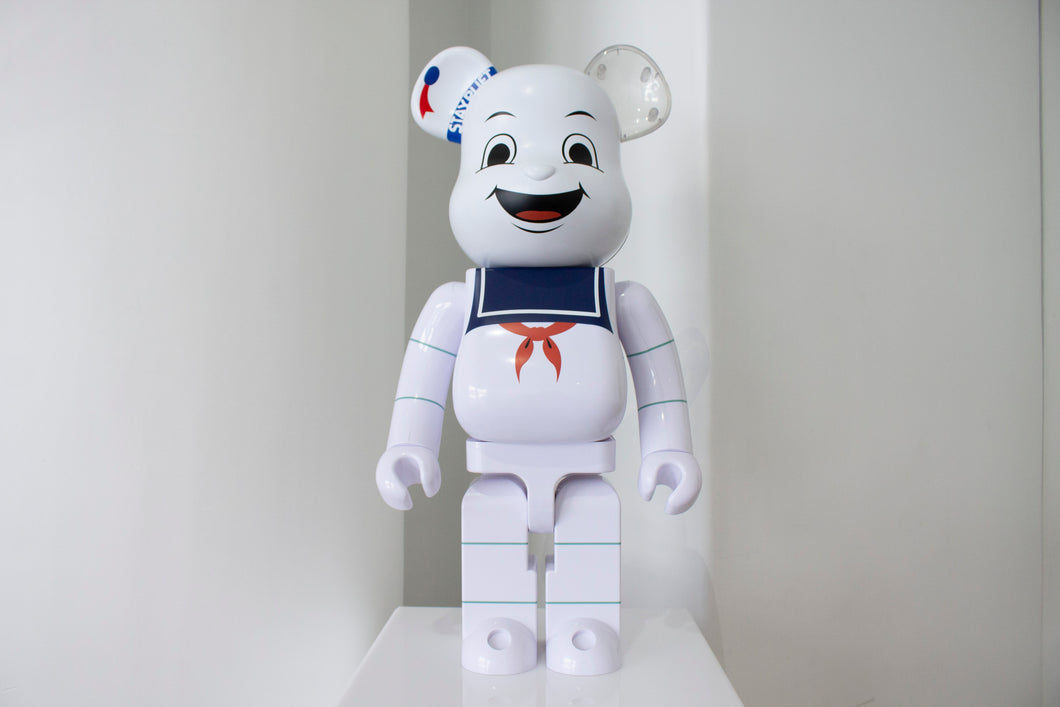 Medicom Ghostbusters Stay Puff Marshmallow Man 1000% Be@rbrick