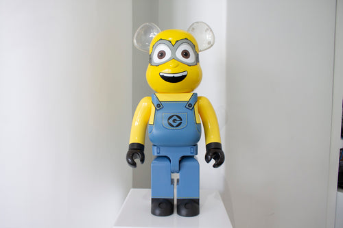 Medicom Despicable Me 3 Minion Dave 1000% Be@rbrick