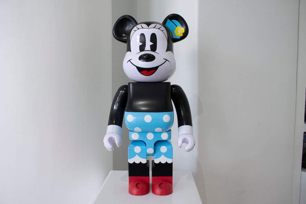 Medicom Disney Minnie Mouse 1000% Be@rbrick