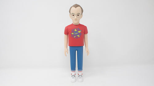 Vinyl Collectible Doll Keith Haring