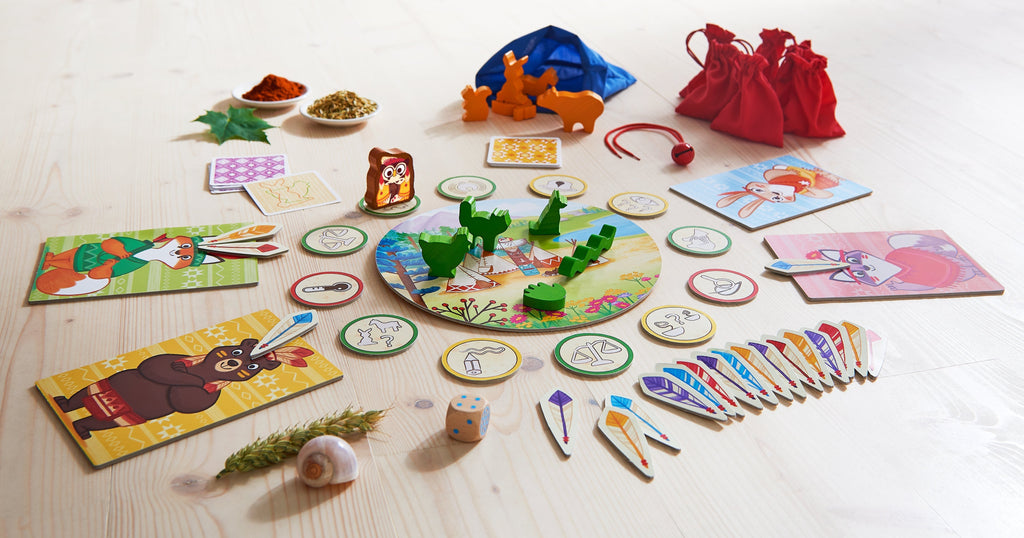 Haba Sensory world