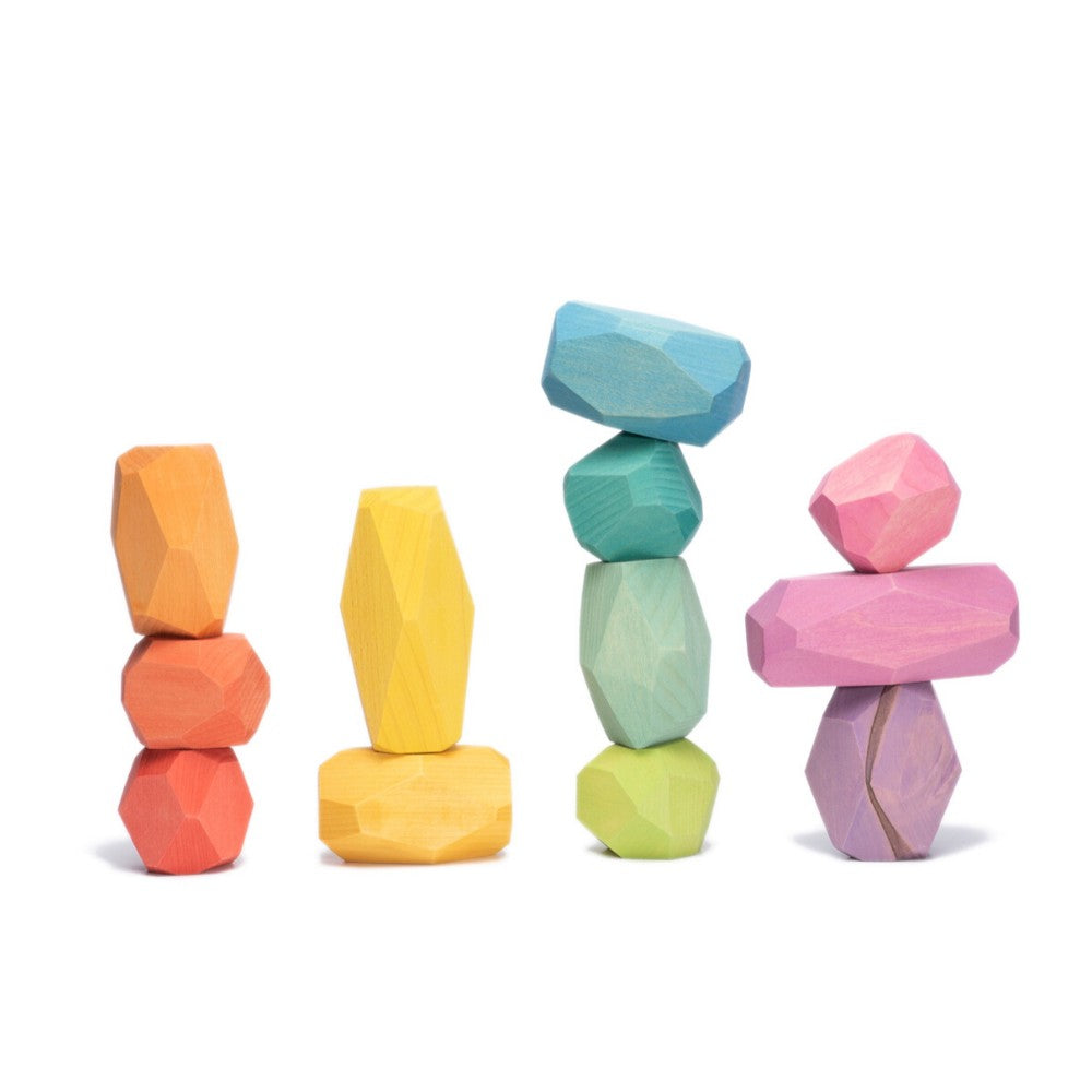 Montessori Wooden geometry puzzle