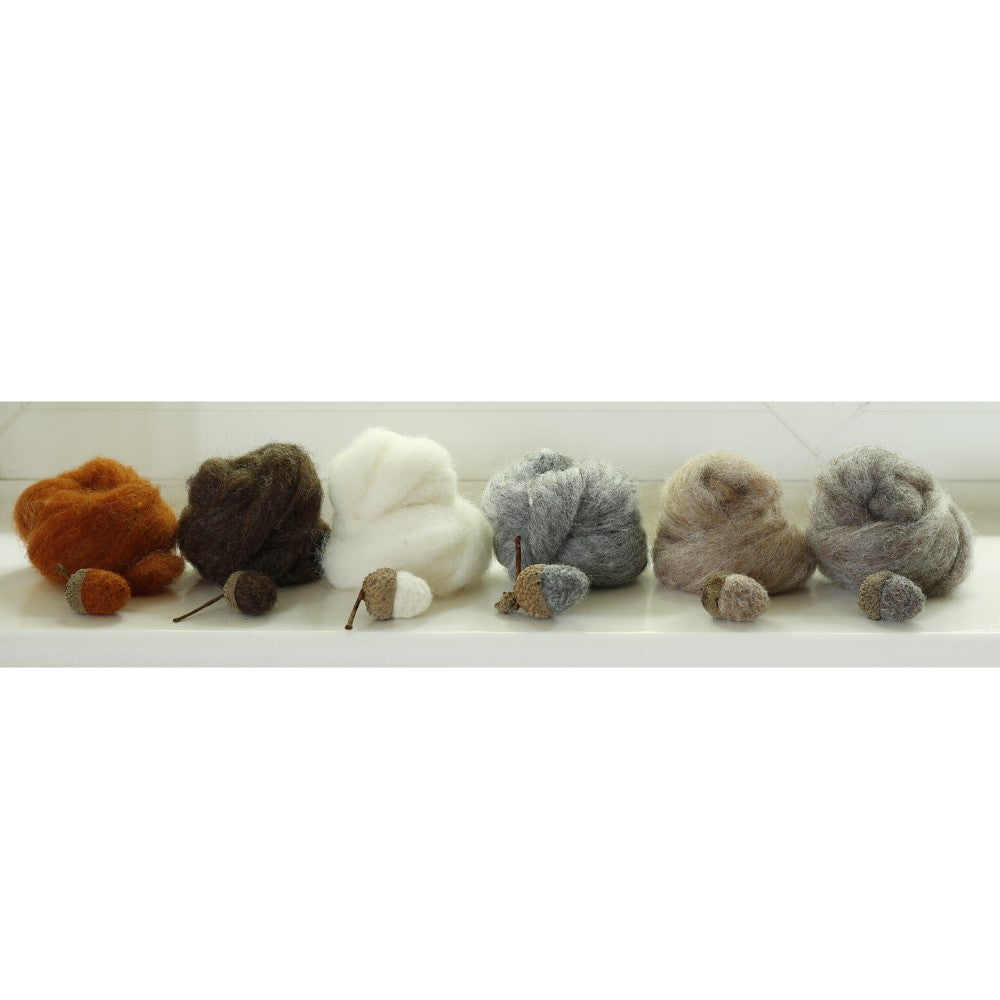 Goki children's plain cotton apron