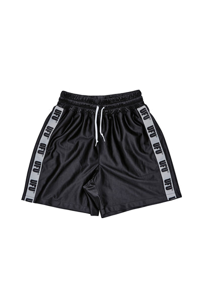 UFU TAPE SHORTS_BLACK