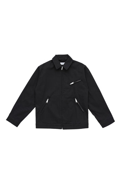 WORK JACKET_BLACK