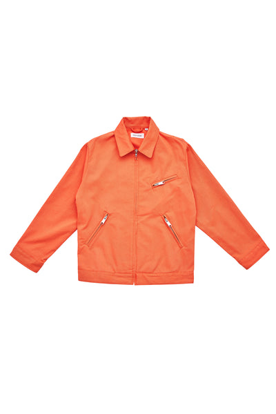 WORK JACKET_ORANGE