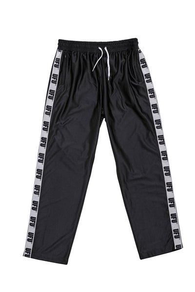 UFU TAPE PANTS_BLACK