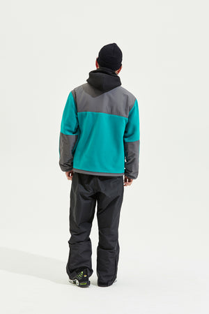 GUARD FLEECE_TEAL