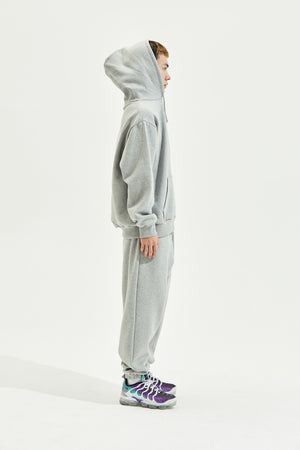 EMB SWEATPANTS_GREY